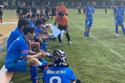 プロサッカーイベントトレーナー3